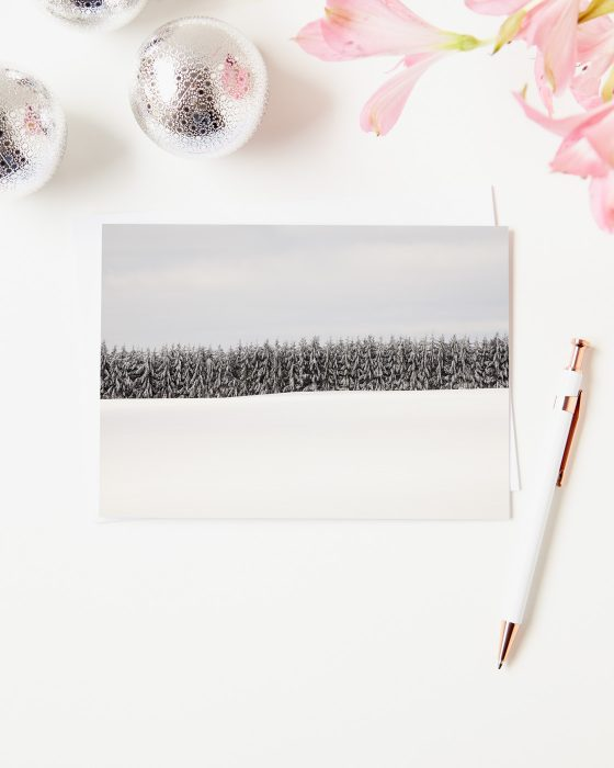 Fine Art Holiday Greeting Cards - Where the Wild Things Are