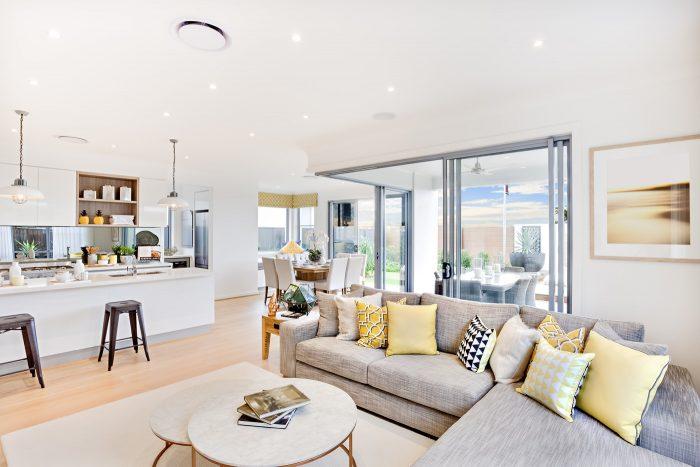 Spring Decor Ideas - Steamy - Living Room