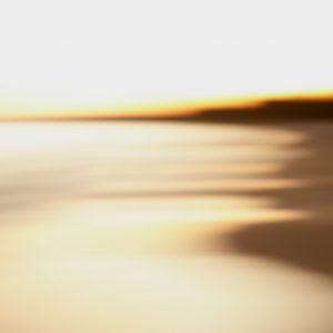 Abstract Beach Art - Steamy