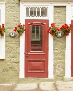 Door Art - Sarah's Studio