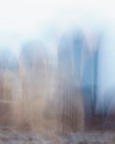 Abstract Urban Art Photograph - Inundate