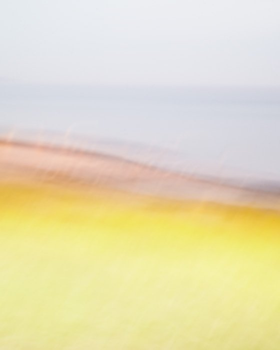 Impressionist Art Beach Photograph - Down by the Lake