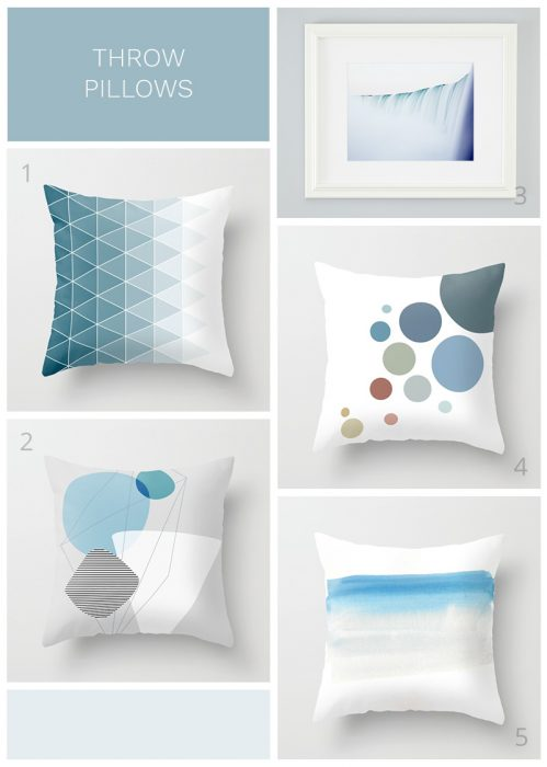 How to Choose Throw Pillows for your Sofa