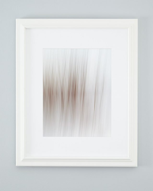 Abstract Expressionism Art Print - Walk in the Woods