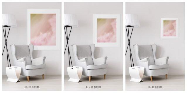Modern Nursery Decor // Emily // Jennifer Squires