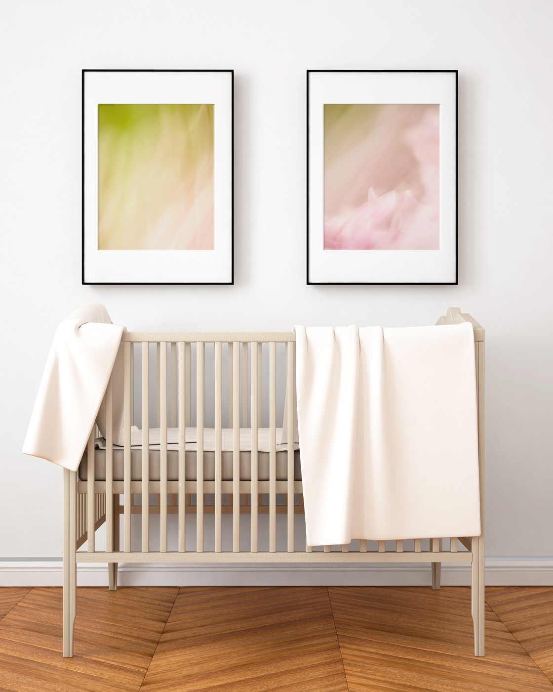 Modern nursery wall decor hailey jennifer squires for Modern nursery decor