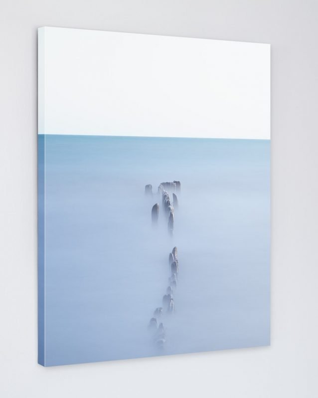 Nautical Wall Art Canvas - Sam Swims