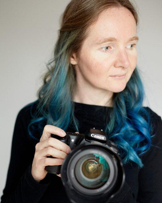 Fine Art Photographer - Jennifer Squires