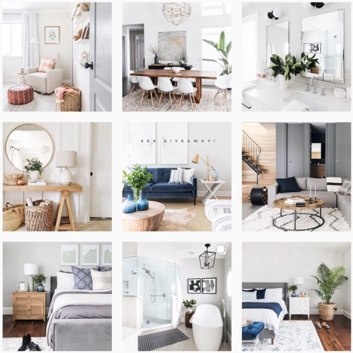 Instagram Interior Design: 5 Interior Design Accounts To Follow On Instagram