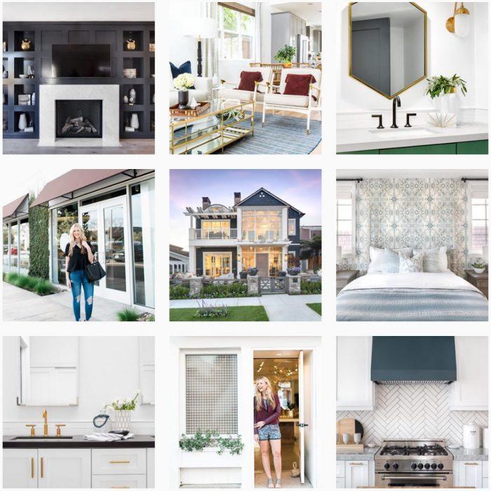 Interior Design Instagram - Lindye Galloway