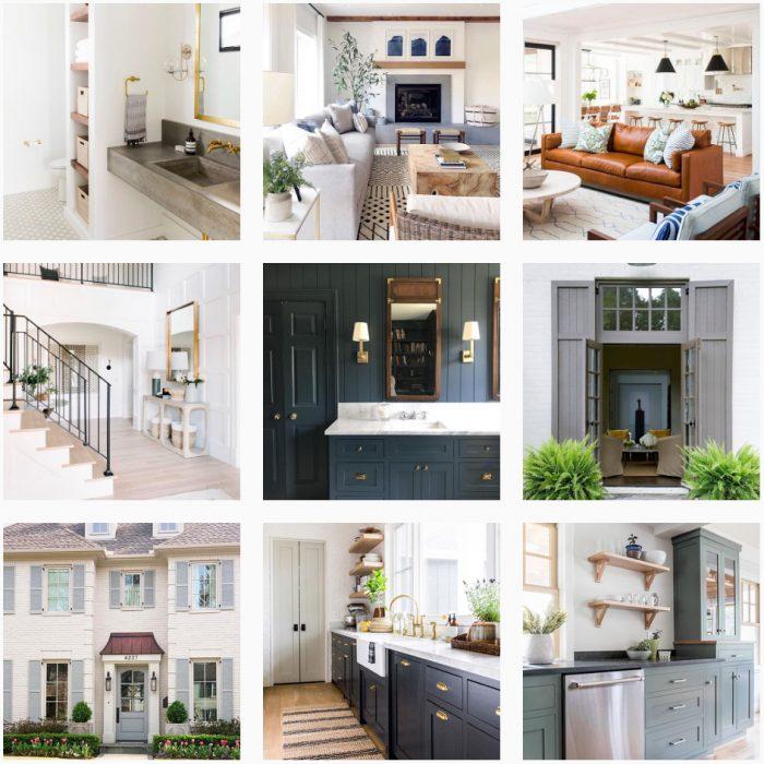Interior Design Instagram - Studio McGee