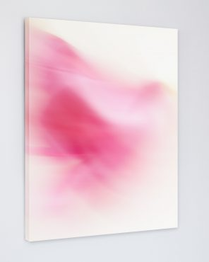 Meghan - Abstract Flower Canvas