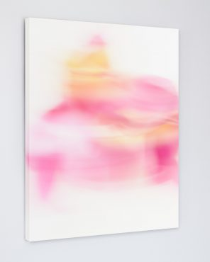 Lucy - Abstract Happy Art Canvas