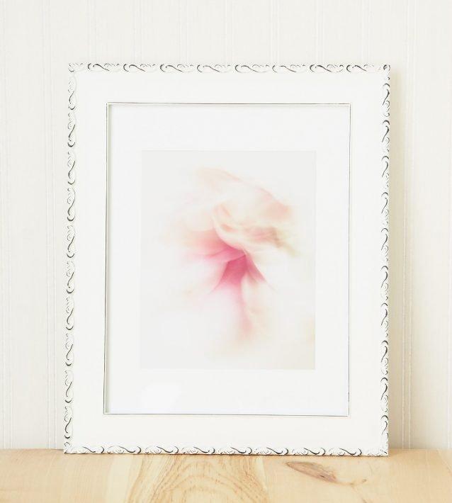 Kayla - Pink Abstract Nature Art