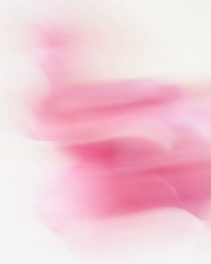 Tara - Pink abstract wall art