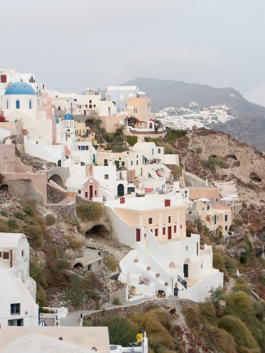 Weekend in Santorini Bucket List - A restful and delicious escape