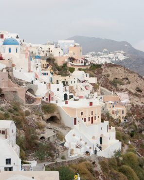 Oia - Santorini Greece Image - Greek Travel Photography