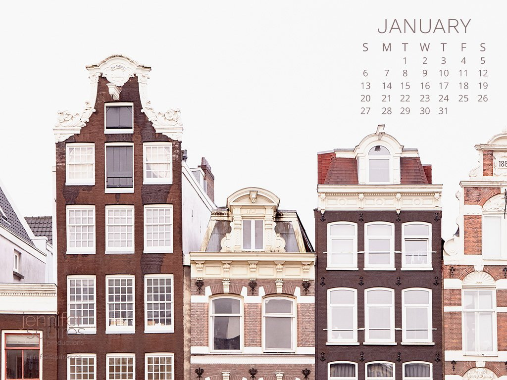 January 2019 Wallpaper With Calendar For Iphone And Desktop