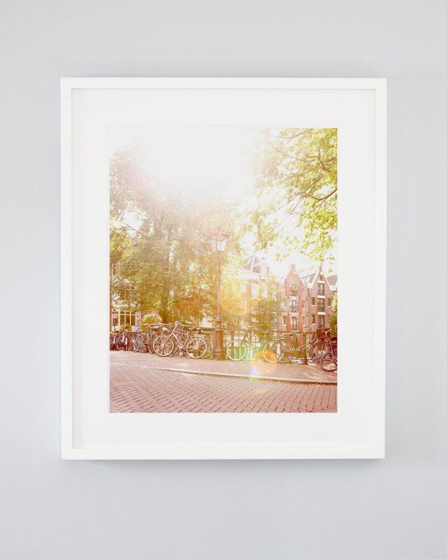 Breezy Like Sunday Morning - Framed Bikes in Amsterdam picture