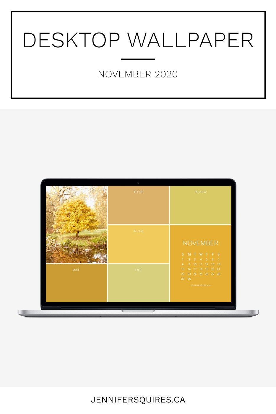 november 2020 wallpaper calendar pinterest